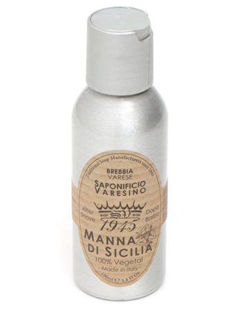 Manna di Sicilia aftershave