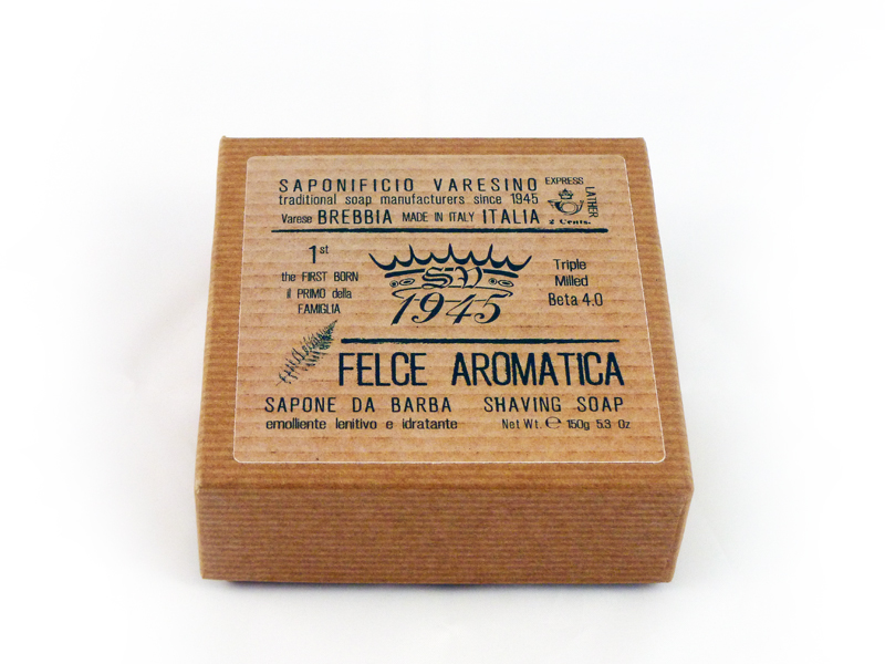 Sapone da Barba Felce Aromatica