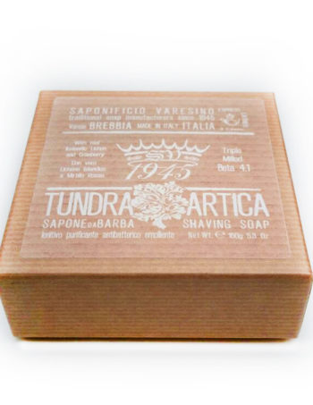 tundra artica shaving soap