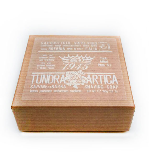 tundra artica shaving soap