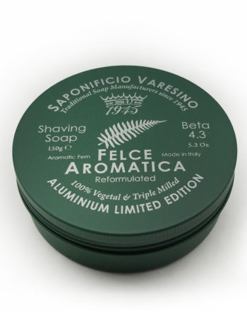 Felce Aromatica Reformulated in Beta 4.3 Saponificio Varesino Aromatic Fern