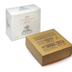 manna di sicilia beta 4.3 refill shaving soap saponificio varesino